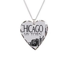 Chicago My Town Necklace