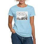 Chicago My Town Women's Light T-Shirt