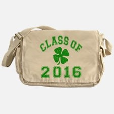 Class Of 2016 Shamrock Messenger Bag