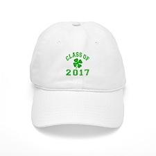 Class Of 2017 Shamrock Baseball Cap