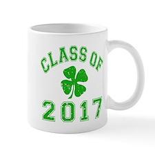 Class Of 2017 Shamrock Mug