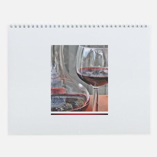 Eat Drink & Be Merry Wall Calendar