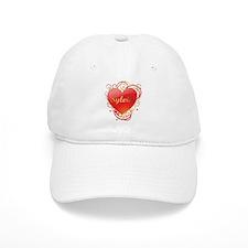 Sylvia Valentines Baseball Cap
