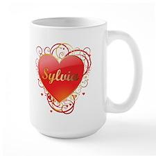 Sylvia Valentines Ceramic Mugs