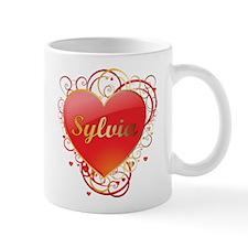 Sylvia Valentines Mug