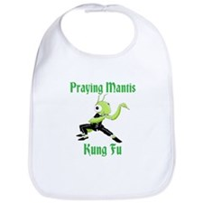 Kung-Fu Praying Mantis Bib
