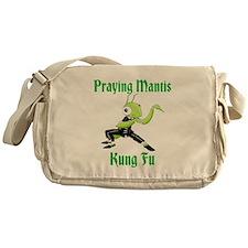Kung Fu Praying Mantis Messenger Bag