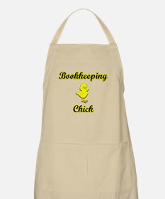 Bookkeeping Chick Apron