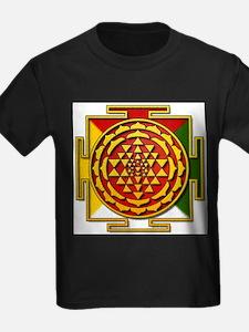 Sri Yantra Mandala T
