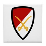 6th cavalry Drink Coasters