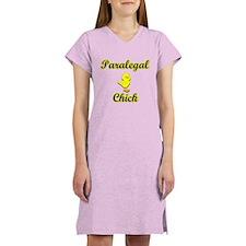 Paralegal Chick Women's Nightshirt