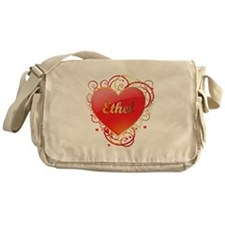 Ethel Valentines Messenger Bag
