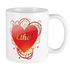 Ethel Valentines Small Mugs