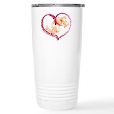 Love Cookies Ceramic Travel Mug