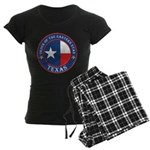 Texas Star OES Women's Dark Pajamas