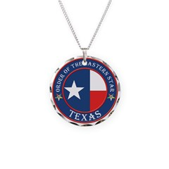Texas Star OES Necklace