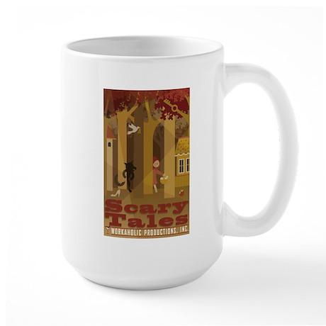 Scary Tales Large Mug