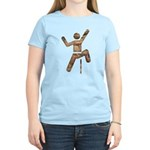 Rock Climber Women's Light T-Shirt