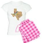 Texas OES Women's Light Pajamas