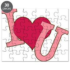 I Love U Puzzle