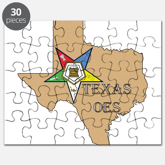 Texas OES Puzzle