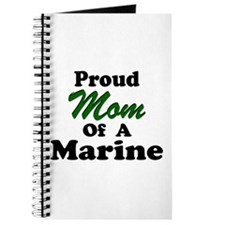 Proud Mom of a Marine Journal
