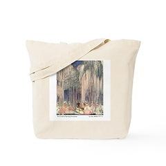Nielsen's Dancing Princesses Tote Bag