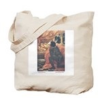 Smith's Sleeping Beauty Tote Bag