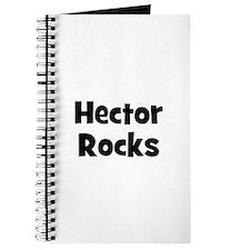 Hector Rocks Journal