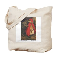 Smith's Red Riding Hood Tote Bag