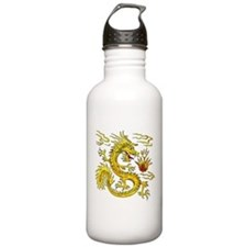 Golden Dragon Water Bottle