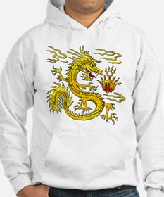 Golden Dragon Jumper Hoody