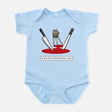 Trio Of Terror Infant Bodysuit