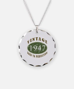 Vintage 1947 Retro Necklace