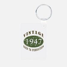 Vintage 1947 Retro Keychains