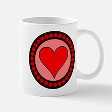 Sealed Heart Small Small Mug