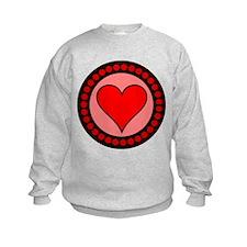 Sealed Heart Sweatshirt
