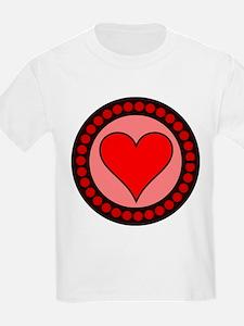 Sealed Heart T-Shirt