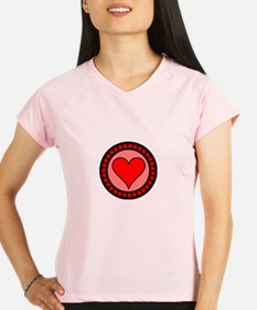Sealed Heart Performance Dry T-Shirt