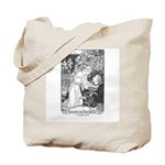 Batten's Beauty & the Beast Tote Bag