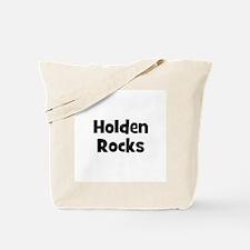 Holden Rocks Tote Bag