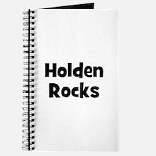 Holden Rocks Journal