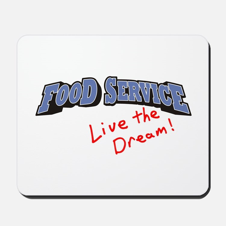 Food Service - LTD Mousepad
