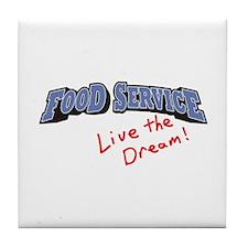 Food Service - LTD Tile Coaster