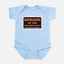 Beware / Meteorologist Infant Bodysuit