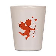Cupid Shot Glass