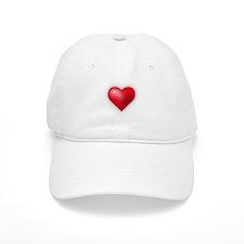 Heart Baseball Cap