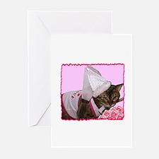 Princess Cat Greeting Cards (Pk of 10)