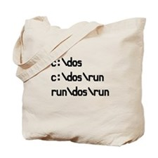 Cute C dos Tote Bag