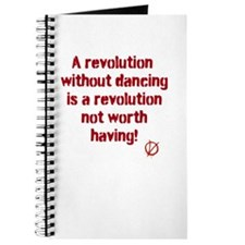 Revolutions are for Dancing Journal